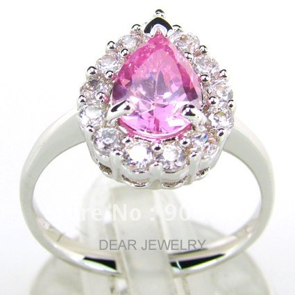 Wedding Jewelry Silver Sterling Rings Fashionable Jewelry 2012 Hot