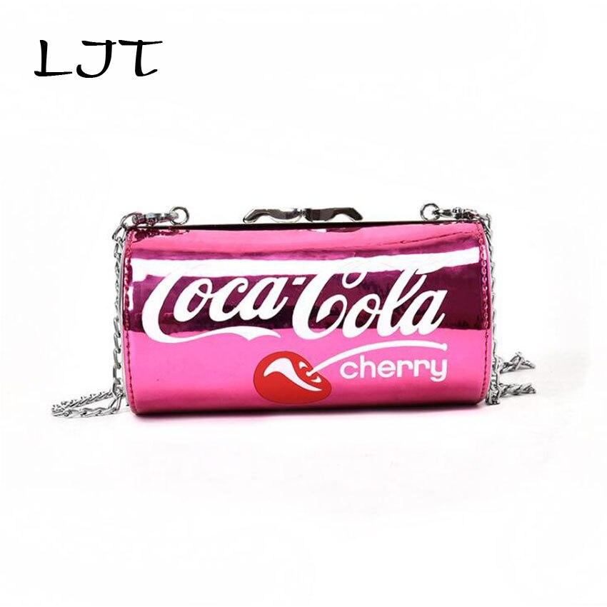 LJT 2018 Новый Для женщин мешок мобильного телефона Личность Мини Симпатичные Сеть Кроссбоди сумка леди заколка для вечеринки клатч кошелек