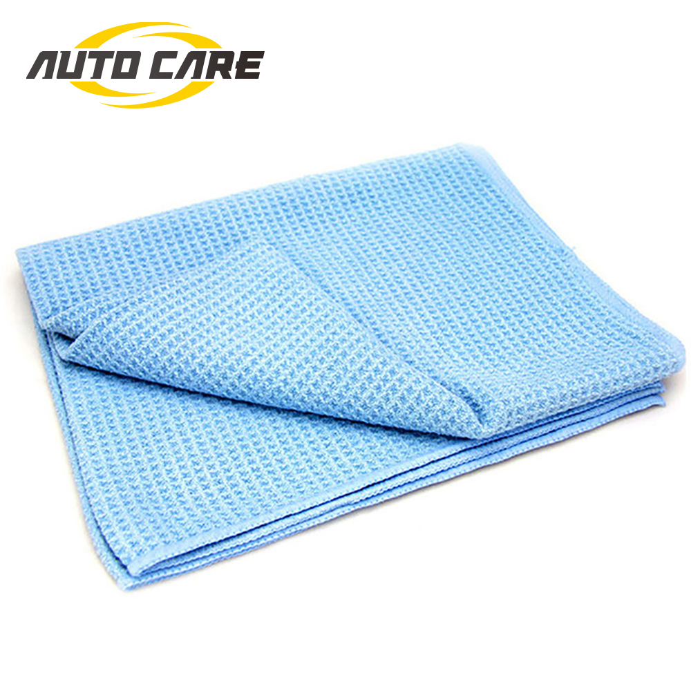 Auto font b Care b font The Best Water Magnet Microfiber Drying Towel with Waffle Weave