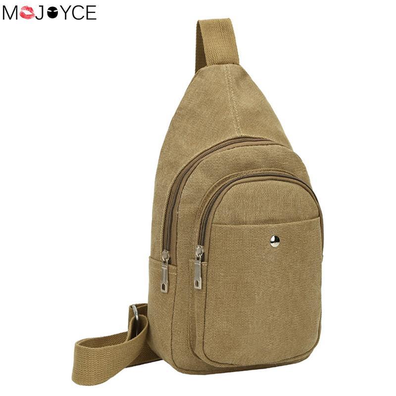 Мужские сумки груди модные мужские холст сумка мужская Повседневная Crossbody сумки Высокое качество плечо телефон небольшой площади сумка