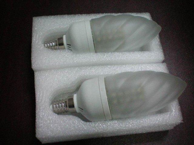 LED Corn Light with E27 Base;66pcs 5mm dip led;3.5-4W;270-380 lm;P/N:HA005G