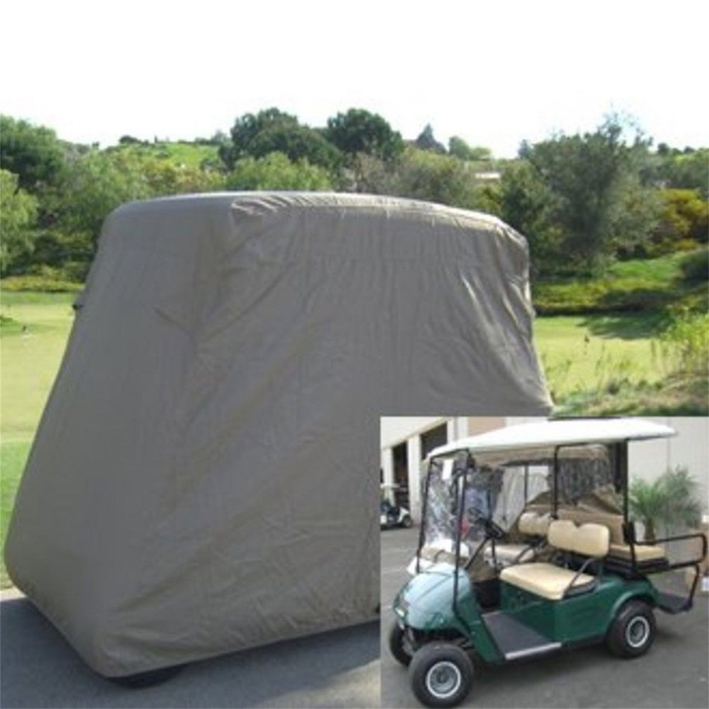 Waterproof Dustproof Ultraviolet proof for Golf Cart font b Storage b font Cover for EZ Go