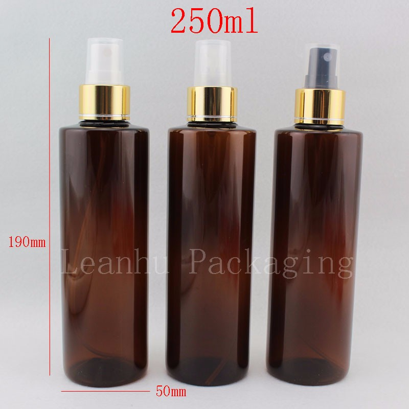 250ml-brown-bottle-with-gold-spray