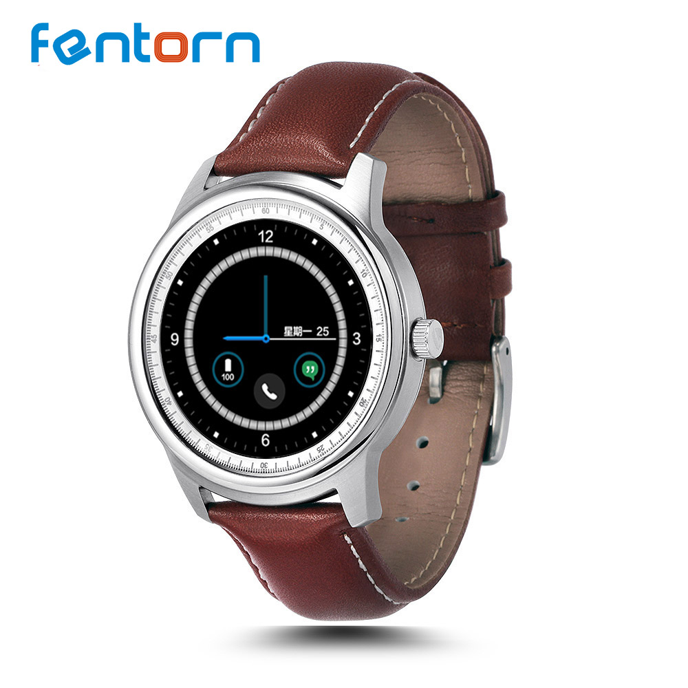 2017 LEM1 Bluetooth Smart Watch 360*360 pixel 1.33 inch Touch Screen SMS Call Sync Smartwatch For apple Android IOS Phone цена и фото