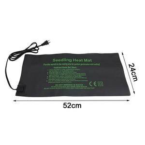 Image 4 - 24*52CM 52*52CM 121*52CM Plant Heating Mat Seedling Flower Electric Blanket Waterproof Warm Durable Hydroponic Heating Pad