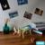 Garrafas de Cerveja criativas de candeeiros de mesa de iluminação de mesa Para Decoração de Veados Presente Moda Chidren criança Home Lighting 110 v 220 v diodo emissor de luz