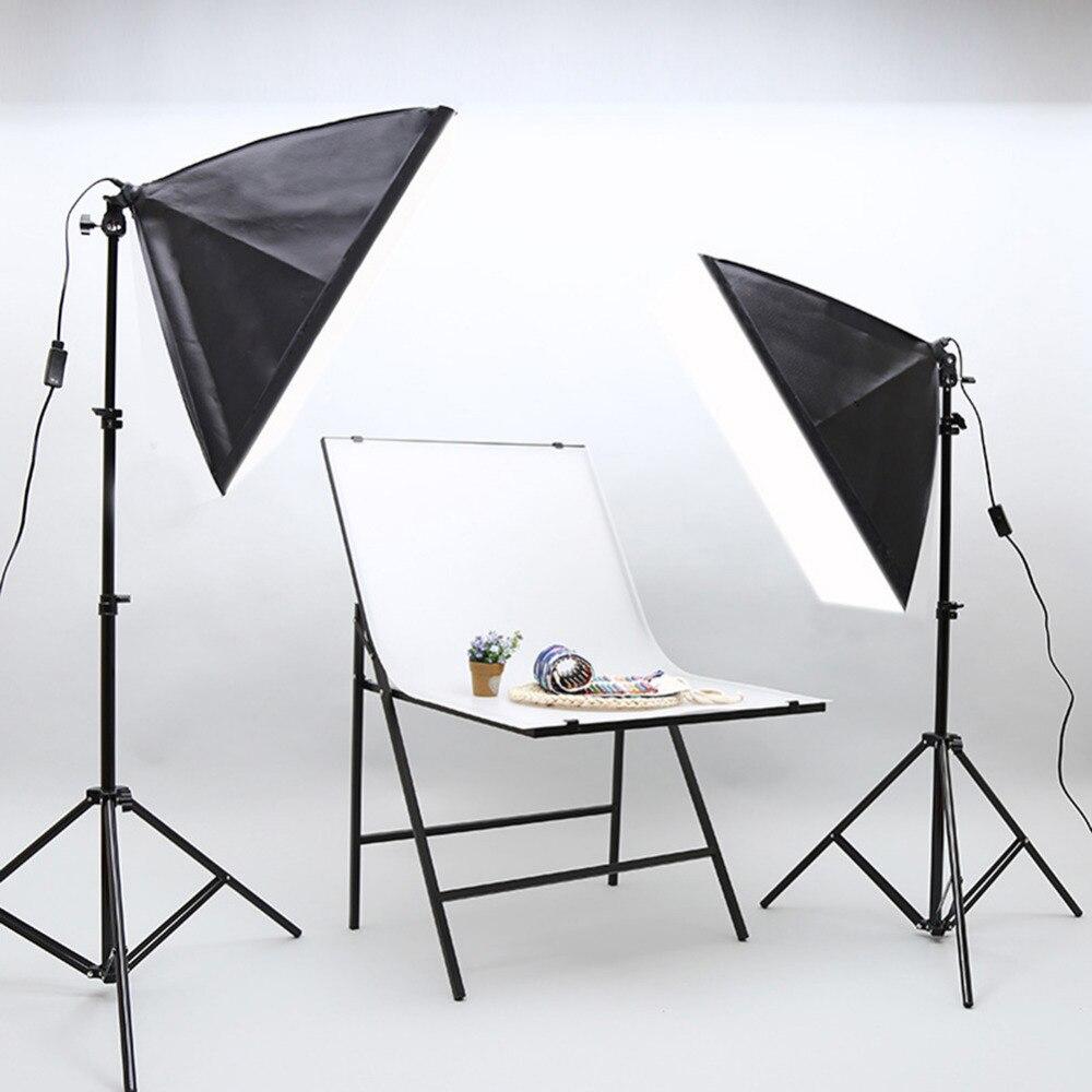 81 cm-200 cm Photo Studio Lumière Stand Trépied Avec 1/4 Vis Tête pour Vidéo Flash Parapluies Réflecteur Éclairage accessoires