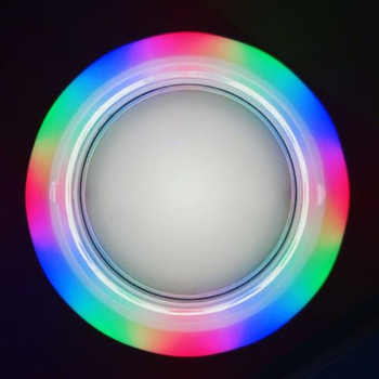 цена на 120mm Push Button Arcade UFO Button 12V Led Illuminated push button with Micro Switch DIY arcade game parts
