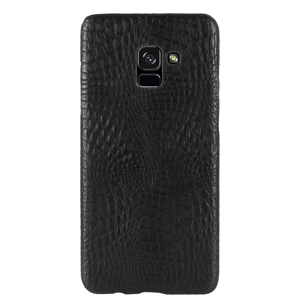 Crocodile skin texture PU Leather Hard case for <font><b>Samsung</b></font> A6 PLUS A6 A7 2015 <font><b>A8000</b></font> A8 2016 A5 2015 A3 2015 A8 PLUS A5 2018 A5 2017 image