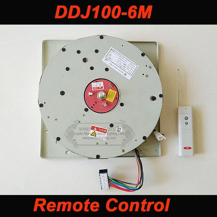 100KG 6M automatický dálkově ovládaný zdvih pro lustrový systém zvedání lustrů Lustrový naviják Light Lift 110V, 120V, 220V, 230V, 240V