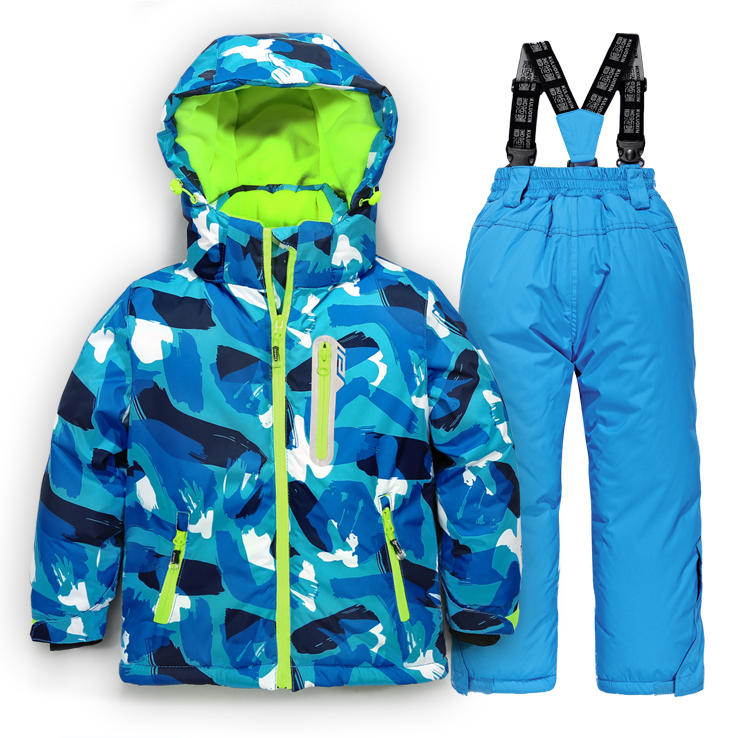 AGOVXaq (2)  2018 Youngsters lady boy sports activities outside ski Snow fits for 5-16y boy tracksuit model waterproof overalls trousers winter clothes HTB1UW95HKuSBuNjSsplq6ze8pXa3