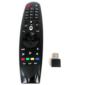 Image 2 - รีโมทคอนโทรลใหม่สำหรับ LG Magic Smart TV AM HR600 เปลี่ยน AN MR600 UF8500 UF9500 UF7702 OLED 5EG9100 55EG9200 42LF652V