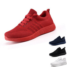 Shoes Woman Sneakers White Platform Trainers Women