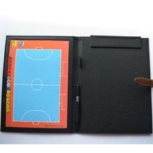 free shipping font b football b font tactical board futsal board 22 27 cm
