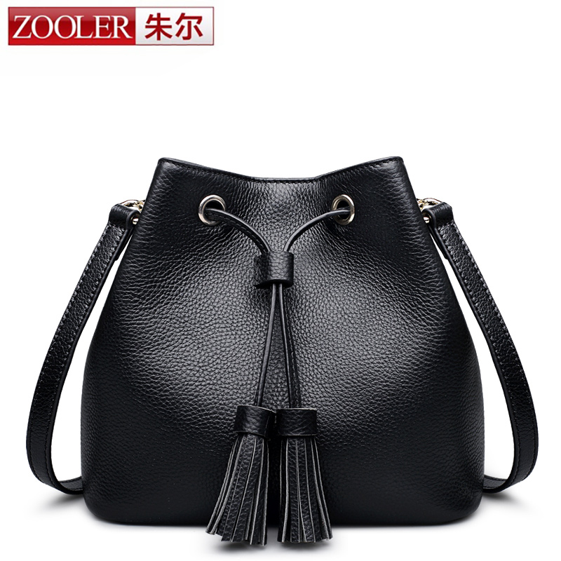 0-profit!! ZOOLER genuine leather shoulder bag women leather bags fashion small bag OL lady beloved bolsos#2666