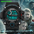 S Shock Men Women Sports Watch LED Digital Military Watch Fashion Outdoor Wristwatch Swim Waterproof Digital watch Captial Clock