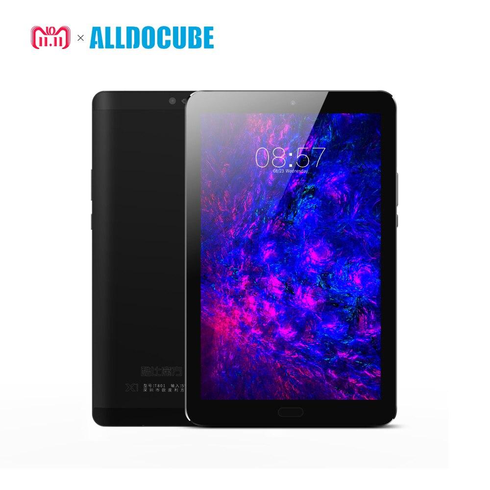 ALLDOCUBE X1 4G Phone Call Tablet PC 8.4 Inch 2560*1600 IPS MTK X20 Deca core Android 7.1 4GB RAM 64GB ROM 13MP GPS Fingerprint смартфон zte nubia z17 mini gold snapdragon 652 1 8 4gb 64gb 5 2 1080x1920 ltps 2sim 4g 13mp 13mp 16mp android 6 0