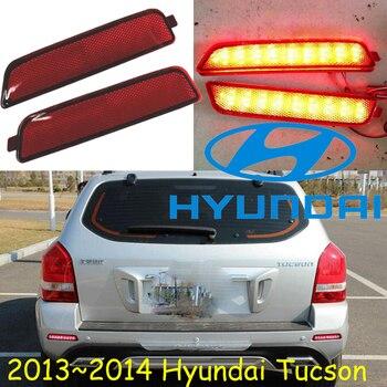 Tucson breaking light,2013~2014,Free ship!LED,Tucson rear light,LED,2pcs/set,Tucson taillight;santa fe,IX45,Tucson фото