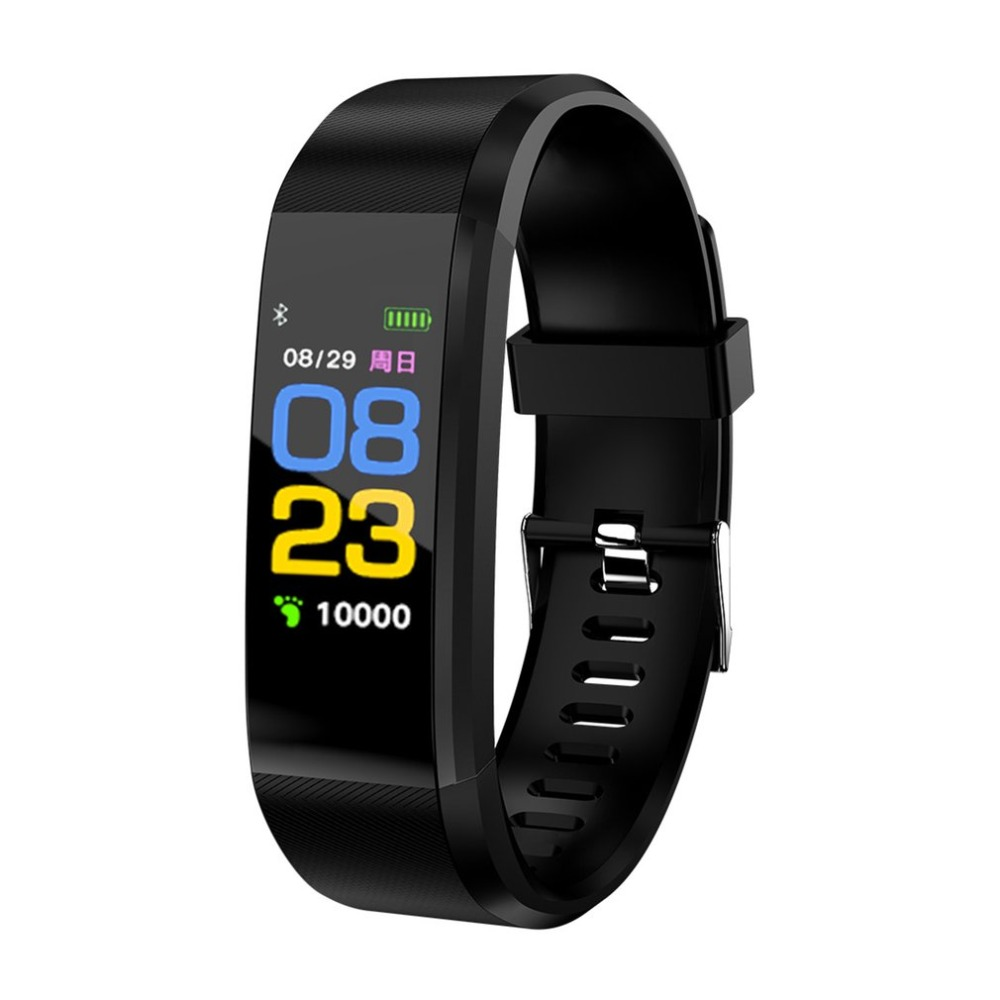 Sport Uhr smart band Fitness tracker armband mit aktivität tracker druck messung Clevere blutdruck schrittzähler gps