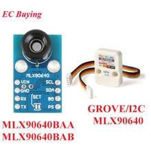 MLX90640 M5Stack Serie di Macchina Fotografica Termica Modulo 32*24 MCU90640 Modulo Sensore A Infrarossi di Immagini Termiche MLX90640BAA MLX90640BAB