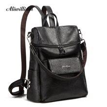 Новый многофункциональный Рюкзаки Женщины моды рюкзак высокое качество Bagpack сумка-мешок женская путешествия компьютерные сумки школьные Back Pack