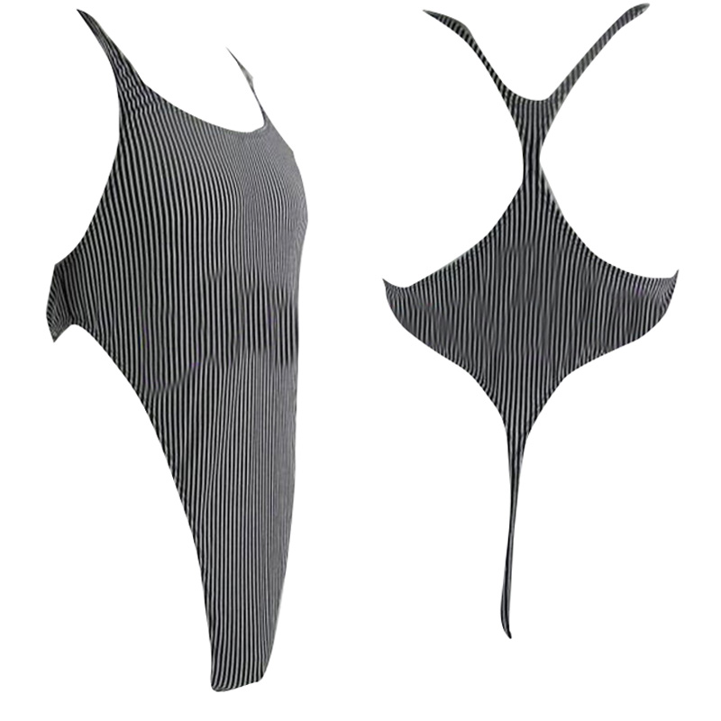 Haut Qualité Véritable Noir 4-way stretch Nylon Lycra Tissu-Léger éclat