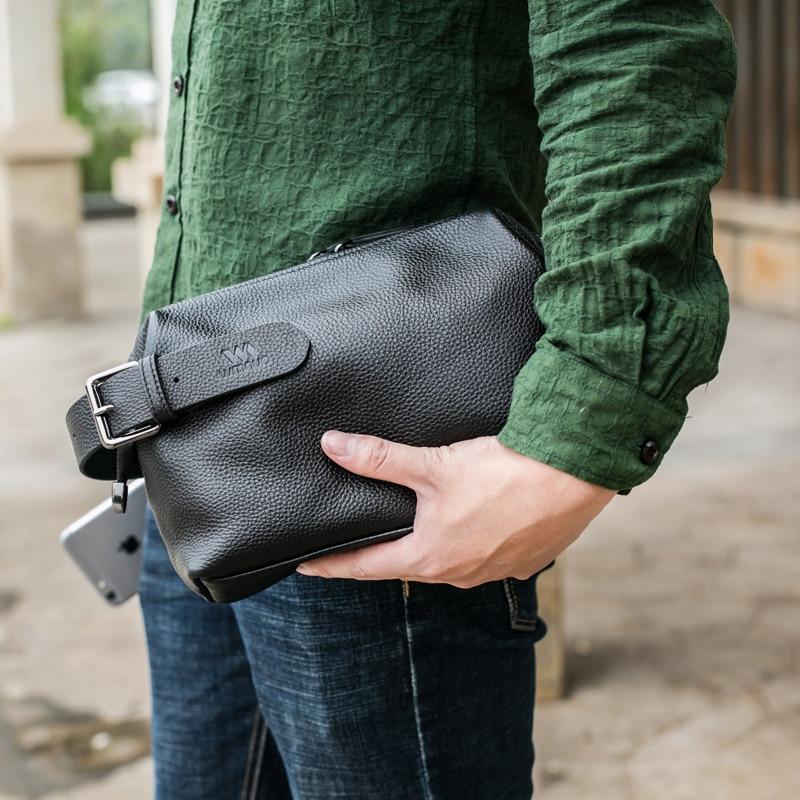 Wmnuo Μάρκα Ανδρών τσάντα χειρός τσάντα - Τσάντες - Φωτογραφία 2