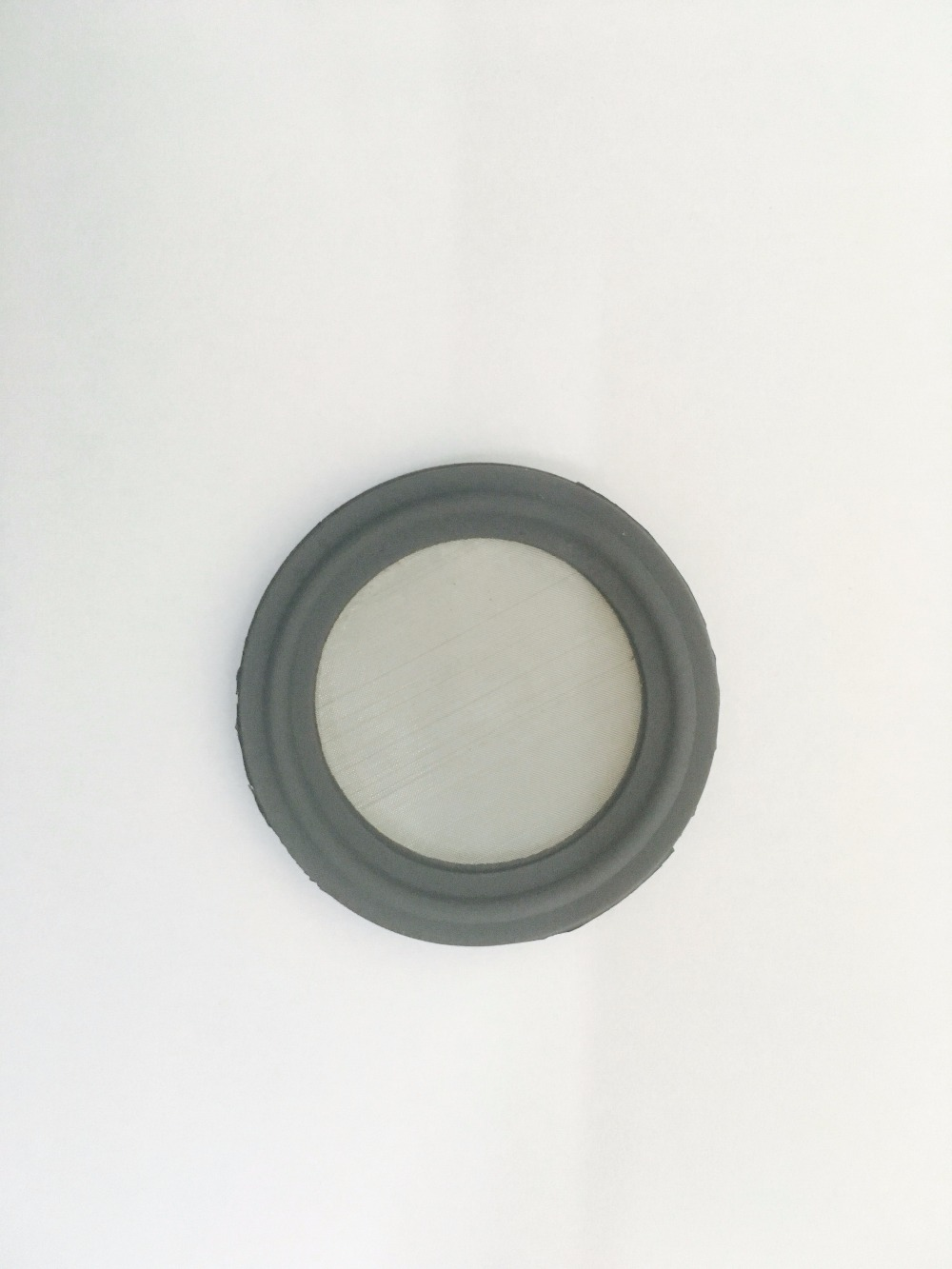 2  (51mm) Viton , FPM seal strip, stainless steel 304, Mash 150 micron 11 2 tri clamp viton screen mesh gaskets 150 mesh 100 micron without smell