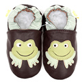 Leather Baby Moccasins Animal Baby Kids Shoes Boy Infant Shoes Girls First Walkers Newborn Baby Shoes Boy Slipper Soft