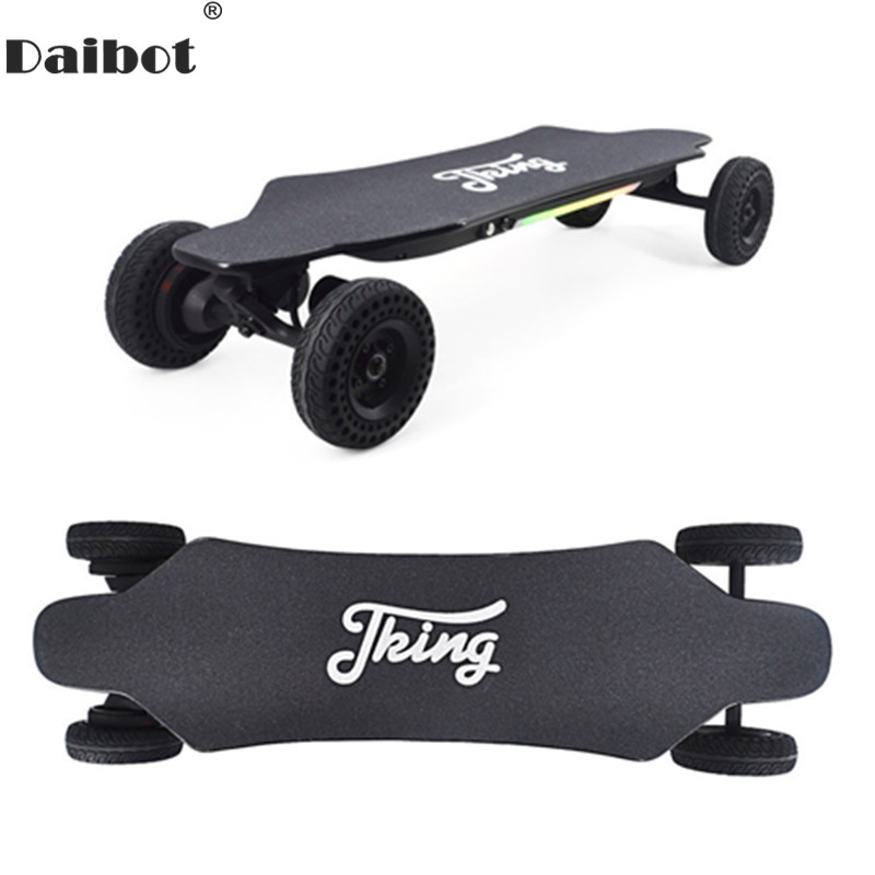 Powerful Electric Scooter 2000W 4 Wheels Electric Scooters Off Road SUV Adults Electric Skateboard Longboard With Remote image
