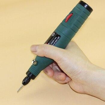 30 watt Mini Bohrmaschine Für Dremel Rotary Werkzeuge Variable Speed Grinder Schleifen Werkzeug mit Zubehör Mini Bohrer-in Schleifmaschinen aus Werkzeug bei