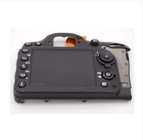 95%New D7200 back cover For Nikon D7200 Rear Cover Button Flex with LCD key FPC Camera repair parts d7000 rear back cover shell with lcd button fpc for nikon d7000 for nikon
