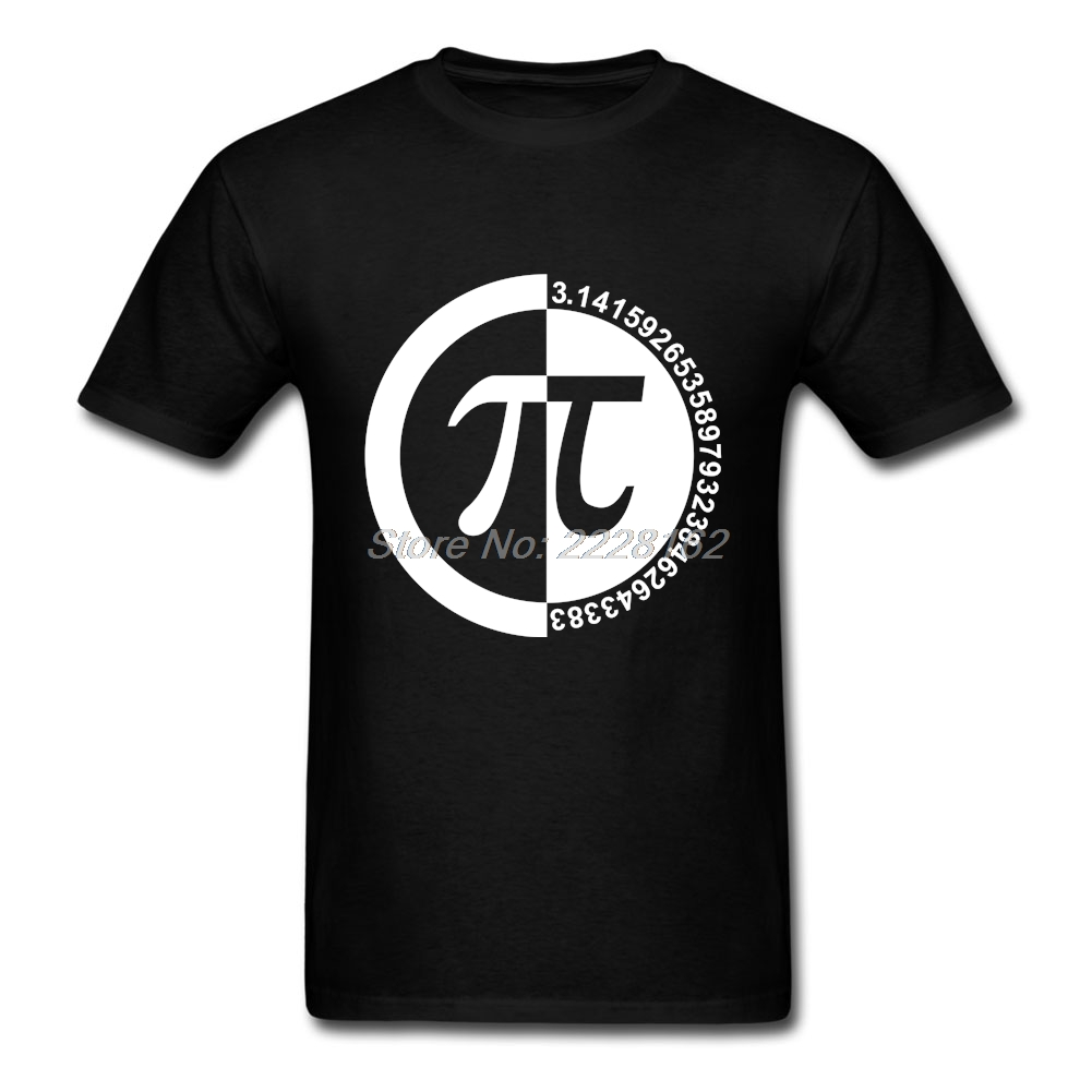 Create T Shirt for Men Reunion Adult Tops Pi Day XXXL Math Hi-Fashion Tops Streetwear t shirt Man