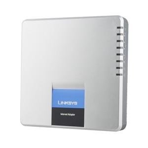 Image 4 - Adaptateur pour téléphone Internet débloqué LINKSYS SPA400 4FXO, système vocal, réseau VoIP, application de messagerie vocale, meilleur choix