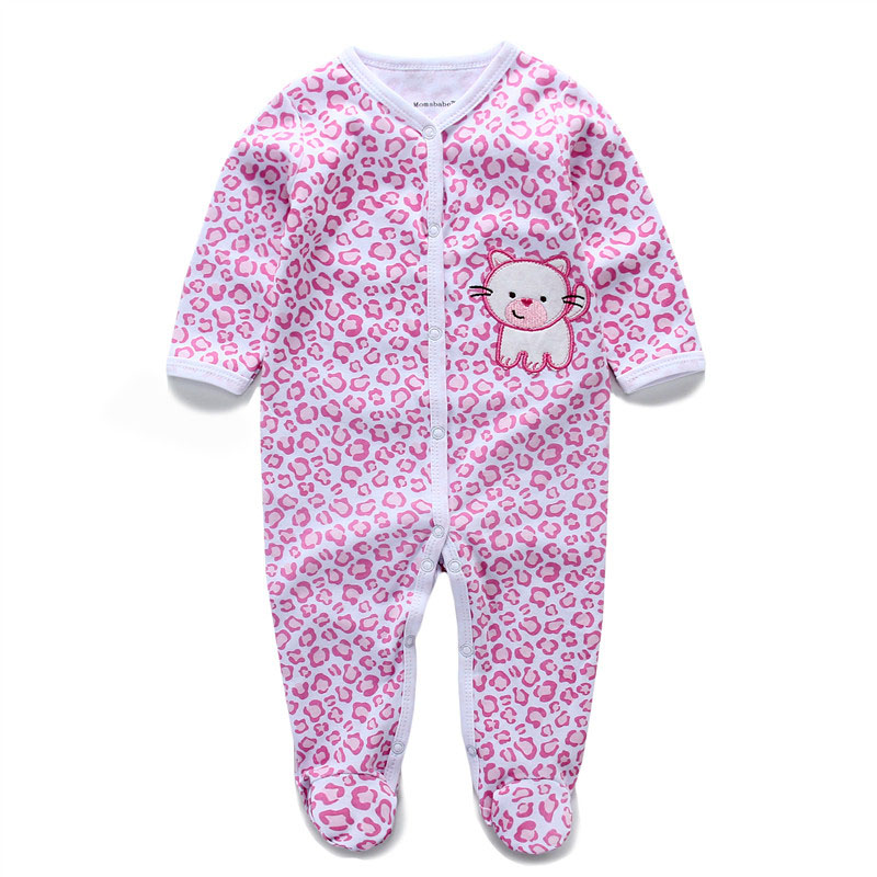 Jumpsuit Children Winter Baby momsbabe Costumes Newborn BABY BOY GIRL Clothes Romper For Babies Bebes 100% Cotton Clothing Bebe baby rompers cotton long sleeve baby clothing overalls for newborn baby clothes boy girl romper ropa bebes jumpsuit p10 m