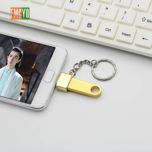 Image 5 - Otg Android Micro Mobile Phone Tablet U Disk Connection Usb Card Reader Light Hanging Chain Adapter