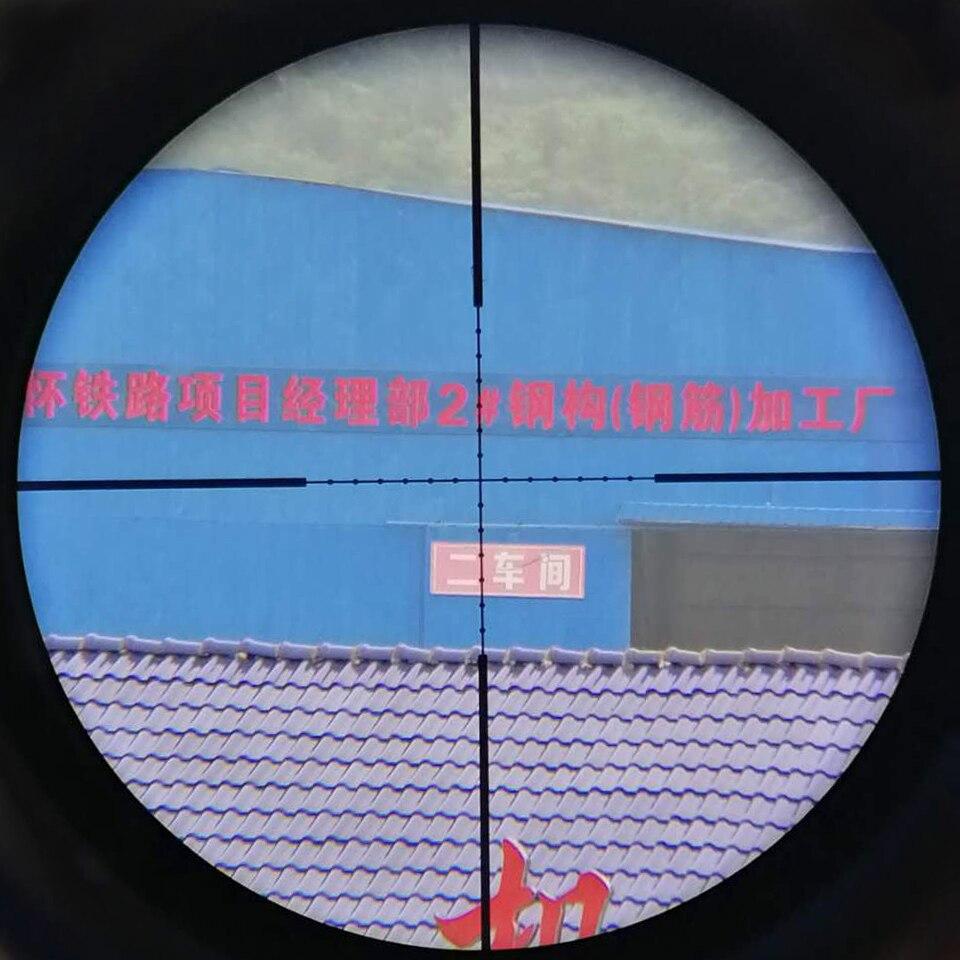 DISCOVERY jacht optische pistool gericht VT 1 4 16X44AOE zuinig R & G kruis verlichting air rifle scope - 6