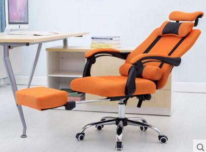 Купить с кэшбэком Home office computer chair staff chair. Mesh cloth ergonomic chair. Lifting rotation.