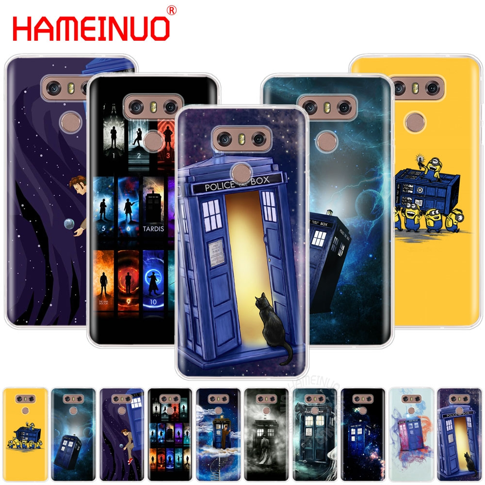 Phone Bags & Cases Half-wrapped Case Analytical Hameinuo Tardis Box Doctor Who Case Phone Cover For Lg Q6 G6 Mini G5 K10 M250n 2017 2016 X Power 2 V20 V30 Highly Polished