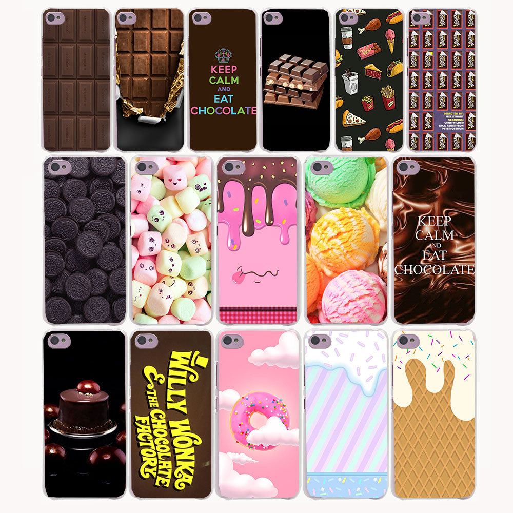 695CA Painting Chocolate Hard Case for Nokia Lumia 640 630 535 730 640XL Lenovo S850 S60 S90 A536 A328 Sony Z2 Z3 Z4