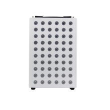 Top Seller LED light therapy 660nm red and 850nm with remote control skin treatment panel equipment