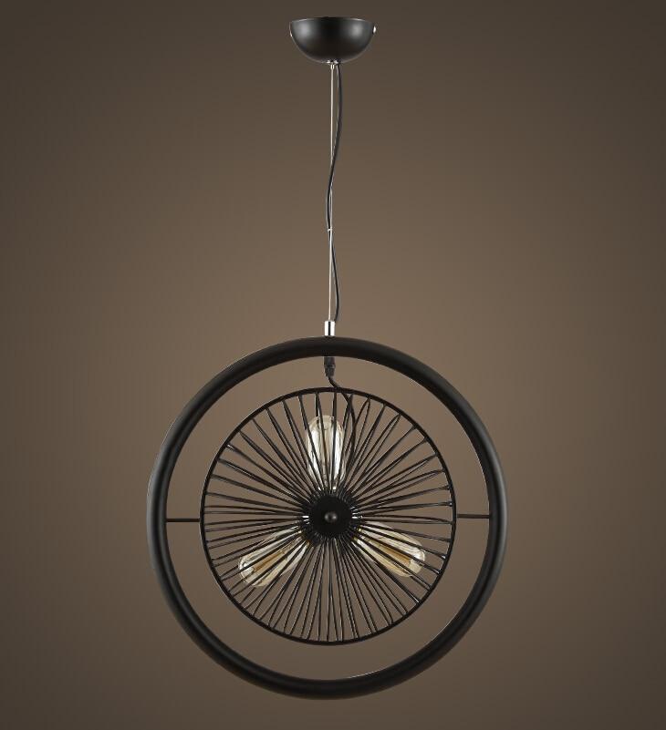 Νέα αμερικανική βιομηχανική Vintage LED - Εσωτερικός φωτισμός - Φωτογραφία 4