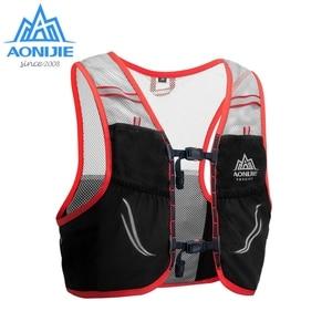 Image 2 - Aonijie C932 Lichtgewicht Rugzak Running Vest Nylon Hydration Pack Bag Fietsen Marathon Draagbare Ultralight Wandelen 2.5L