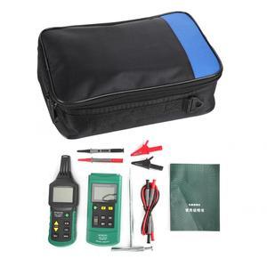 Image 2 - Professionelle Draht Tester Netzwerk Telefon Kabel Detektor Locator Meter Tracking Gerät Telefon Kabel Locator Hohe Qualität
