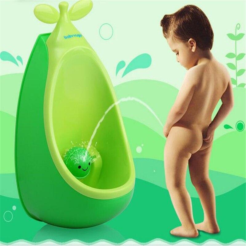 TOPBATHY Orinal Infantil de Rana para Ni/ños Beb/é Urinario para Ni/ños de Rana Entrenamiento para Pee Trainer caf/é