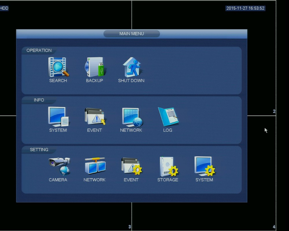 H.265 4 K Mutil языковая версия мини NVR 4/8CH 1U сети видео Регистраторы NVR4104hs 4KS2 NVR4108hs 4KS2 NVR4116hs 4KS2 мини NVR - 2