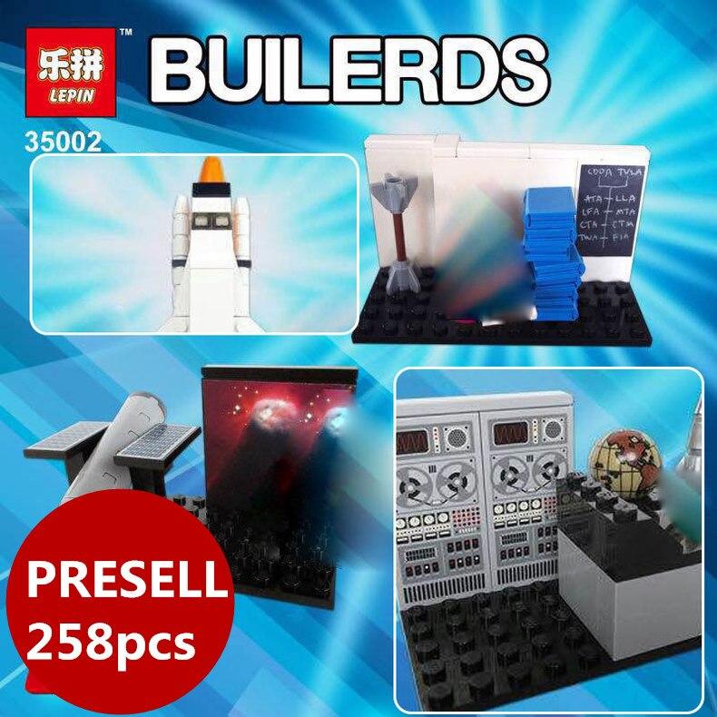 258pcs Aviation Space Scientist Lady Building Blocks Compatible 21312 Bricks Toy Toys & Hobbies Model Building