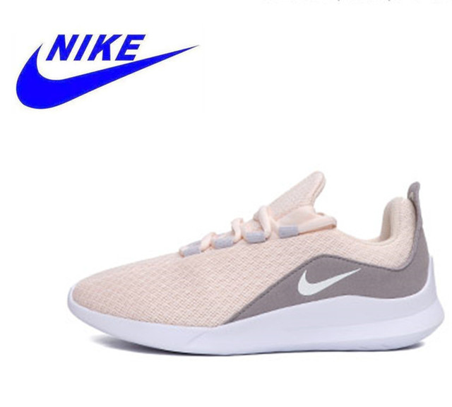 Original Official 2018 NIKE VIALE Women's Breathable Running Shoes Sport Outdoor Sneakers AA2185-800