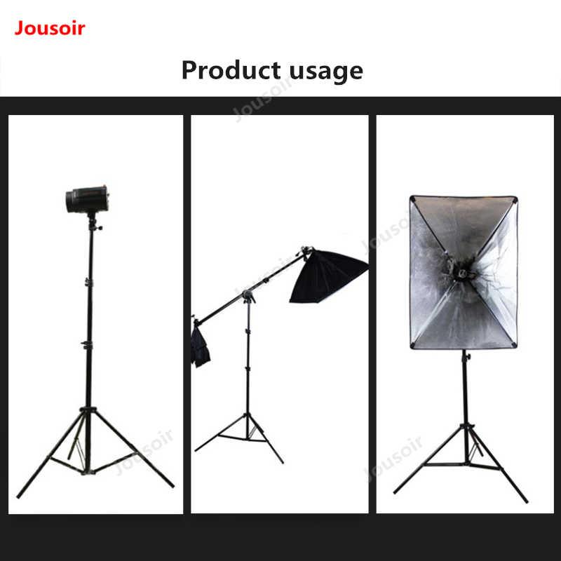 Держатель лампы Штатив для осветительного оборудования для фотосъемки 2,6 м студийный свет вспышки штатив освещения кронштейн крепления фототехника CD50 T10