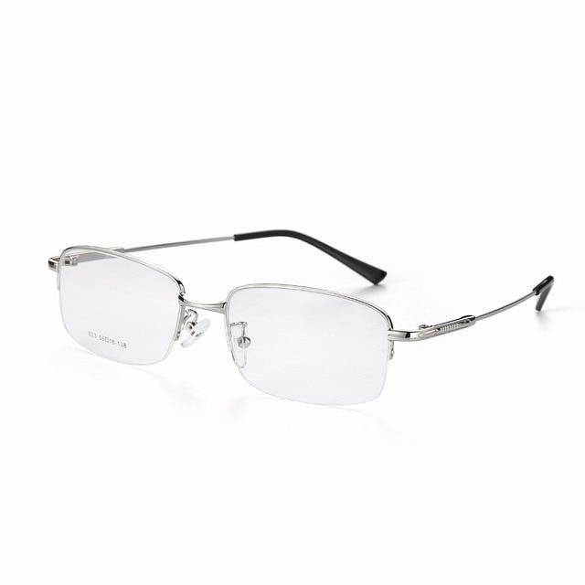 c931e72cbde Silhouette Ultralight Glasses Hipster Optical Frames Rimless memory Titanium  Eyeglasses Frames Men women Eyewear Oculos de grau